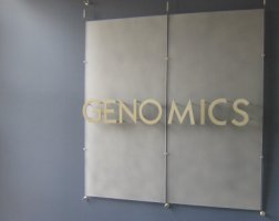 Genomics Sign
